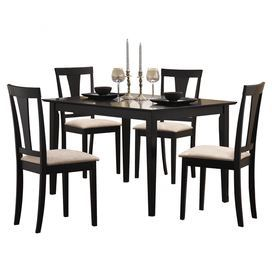Wesley 5 Piece Dining Set