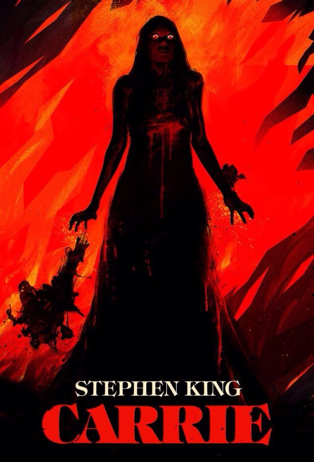 a book review on stephen kings carrie I wanted to get a couple of stephen king's under my belt, if only to review a run of the mill horrori'm sure i read it as a child anyway, he is apparently the master of the genre, even.