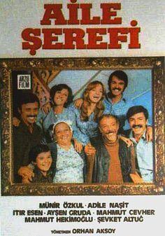 aile şerefi - eski türk filmi