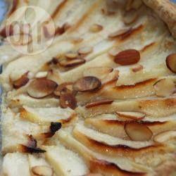 Photo recette : Tarte aux poires toute simple