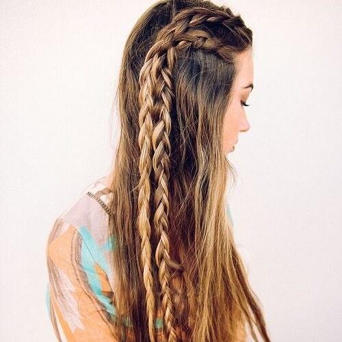 55 üppige lange Frisuren für alle Persönlichkeiten Gibt es einen besseren Weg, die Belohnungen für das Haarwachstum zu feiern, als lange Frisuren …