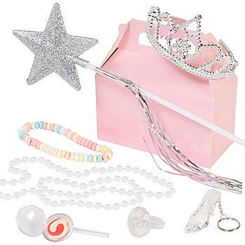 Princess Party Favor Pack 8ct by 4ShitzAndGiggles on Etsy, $34.99