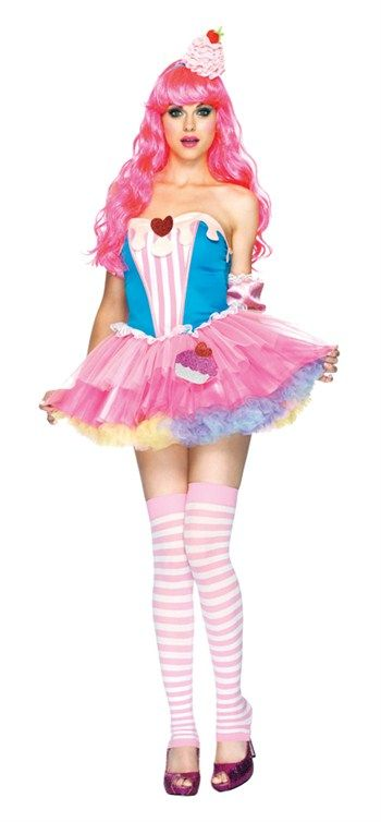 Nice Costumes Sugar & Spice Cupcake Costume just added...