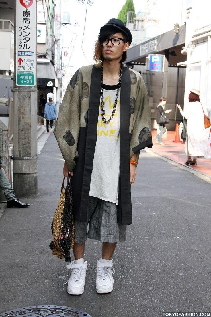 Japanese Street Fashion Men - Bing Images