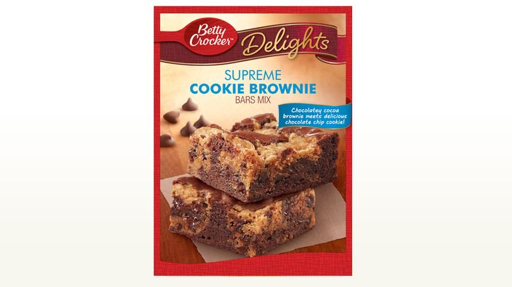 Betty Crocker Brownies and Dessert Bars - Betty Crocker