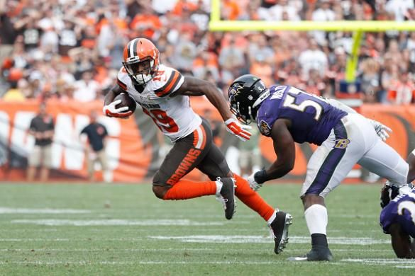2016 NFL Fantasy Football Lineup Decisions: Week 9 - Colby Conway