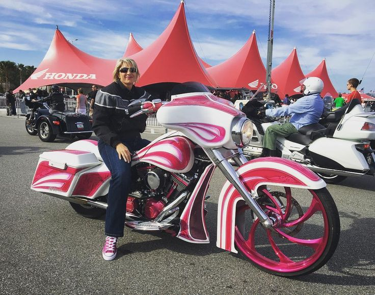 In the motorcycle world there are many different types of motorcycles, and also many different types of people that ride those bikes. Groups, charters, gangs, loose affiliations; all names that apply to a portion of this big biker club that we all belong to. Women that choose to ride their own moto's like to refer …