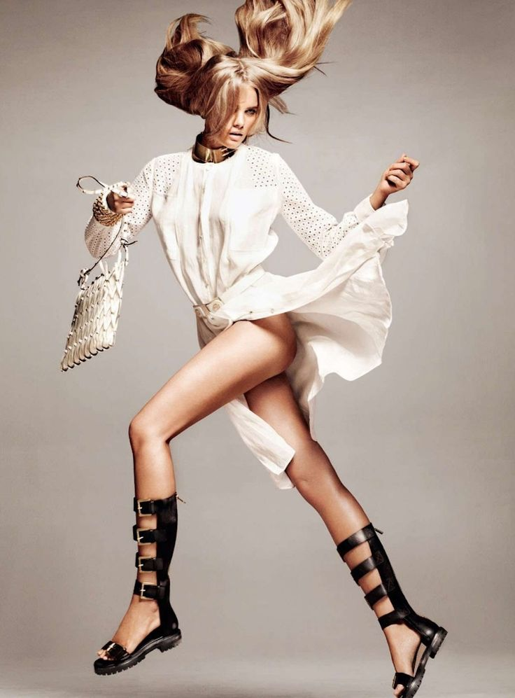 Where The Wild Things Are | Marloes Horst | Jason Kibbler #photography | Harper's Bazaar UK  July 2012