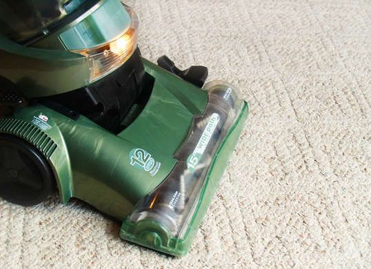 Toss Your Old Vacuum Cleaner