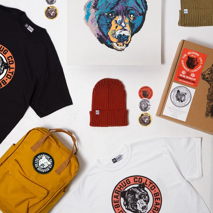 The Bear Box No.11 - Over £100 worth of goodies for just £59.95.