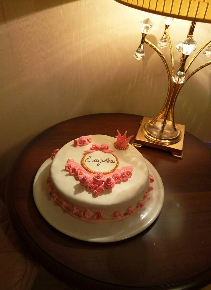 Мой тортик  #торт #тортНаЗаказ #cake #женщине