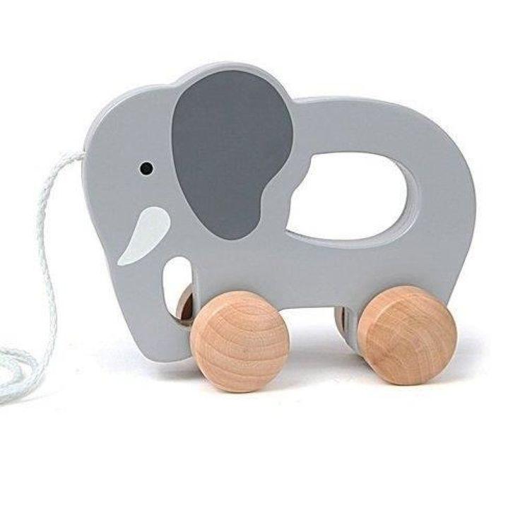 Elefante - Trainabile - Hape | lalberoazzurro.net