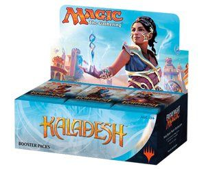Magic: the Gathering – Kaladesh Sealed Booster box PRE-ORDER Ships On September 30th