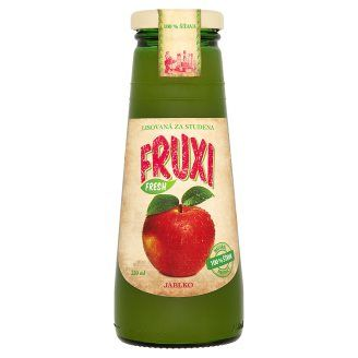 Fruxi Fresh Jablko 250ml