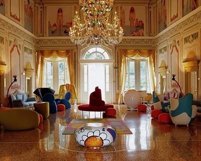 Byblos Art Hotel... Verona, Italy