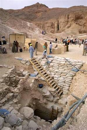 Archaeological Dig in the Valley of the Kings- would settle for seeing the Valley of the Kings and doing an archaeological dig somewhere else.