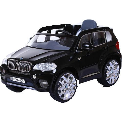 Avigo Bmw X5 6 Volt Powered Ride On Black Wheels Toys