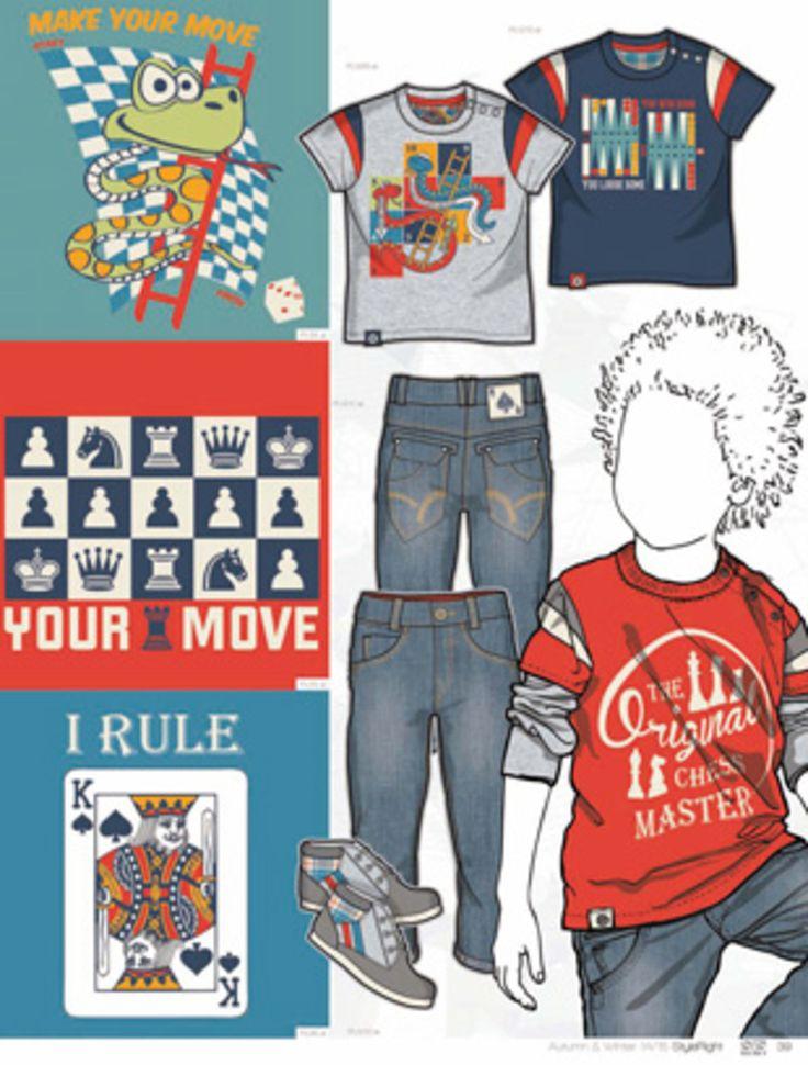 Style Right Kidswear Trend Book - A/W 14/15 - Kidswear - Styling ...