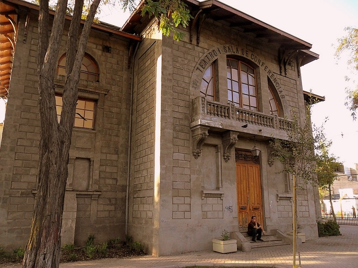 Teatro Población Huemul