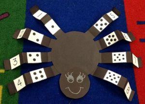 spider crafts for kids (1)