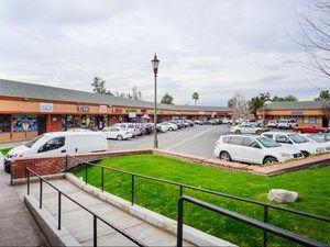University Heights Shopping Center, Riverside, Calif.
