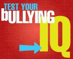 Qualtrics BFF Quiz #1 Test Your Bullying IQ