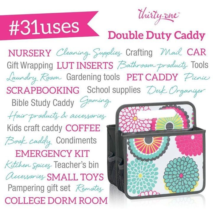 231 Best Thirty One Gifts Images On Pinterest Thirty One