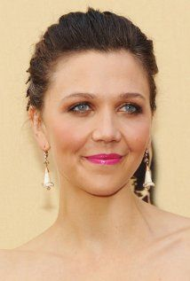 """Maggie Gyllenhaal- Best Actress in a Miniseries or TV Movie- """"The Honorable Woman"""" http://www.imdb.com/name/nm0350454/?ref_=nv_sr_1"""