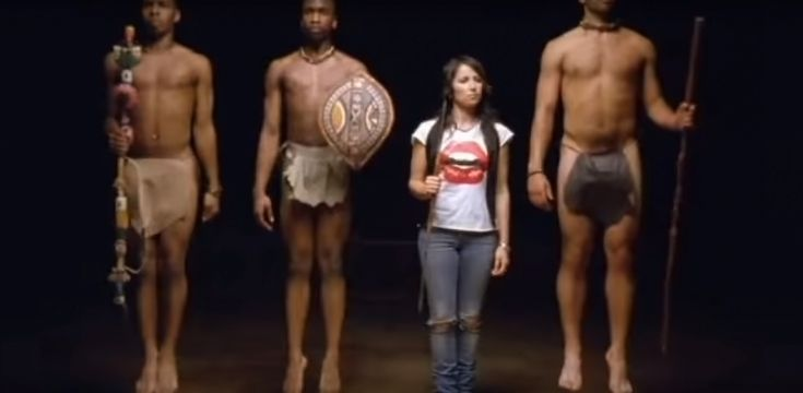 """KT Tunstall's """"Hold On"""" video dance routine was from movement director Natricia Bernard."""
