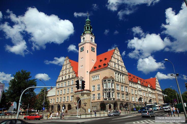 Ratusz, Olsztyn, Poland