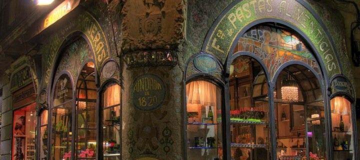 Barcelona – a melting pot for chocoholics #chocolate #love #travel