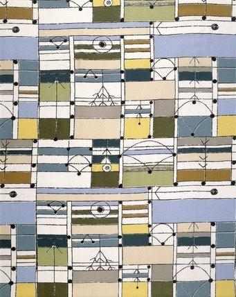Henry Moore textile design C1950s