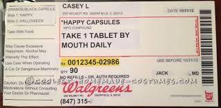 Image Result For Prescription Bottle Label Template Medicks