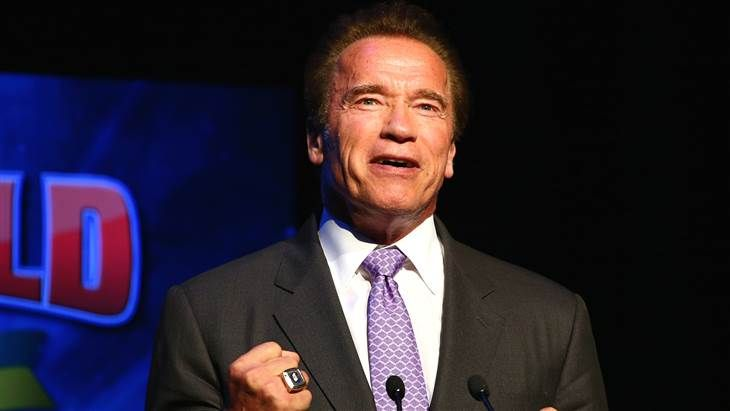 http://pinterest.com/pin/7248049374246584/ http://pinterest.com/pin/7248049375256531/ Arnold Schwarzenegger gives motivational advice to struggling gym-goer If a personal pep talk from Arnold Schwarzenegger doesn't give you the confidence to pursue your fitness goals, then we're not sure what...