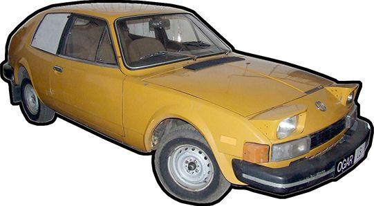 Tajemnicze polskie samochody XX wieku 1977 FSO Ogar