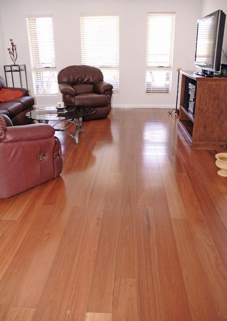 Naturally Australian Platinum timber flooring - Colour: Sydney Blue Gum