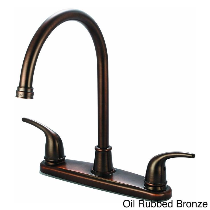 Olympia Faucets K-5370 Two Handle Kitchen Faucet