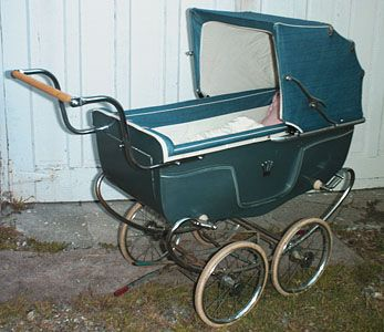 the baby carriage