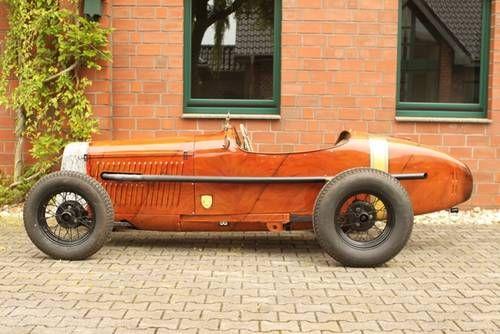 Austin 7 race (1936)