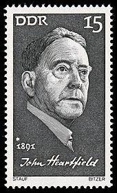 John Heartfield - Wikipedia, the free encyclopedia