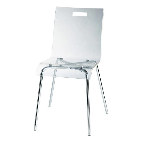 Les 25 meilleures id es de la cat gorie chaise for Chaise transparente ikea