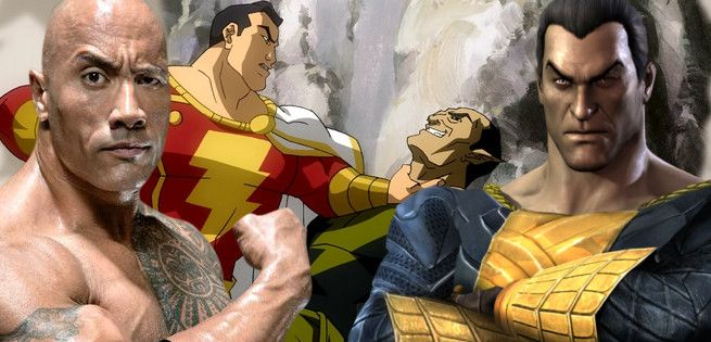 "Dwayne ""The Rock"" Johnson Confirms Shazam Movie Coming Before 2019 http://comicbook.com/2015/05/23/dwayne-the-rock-johnson-confirms-shazam-movie-coming-before-2019/"
