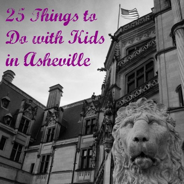 Asheville with Kids: 25 Best Things to Do for Families in Asheville, NC
