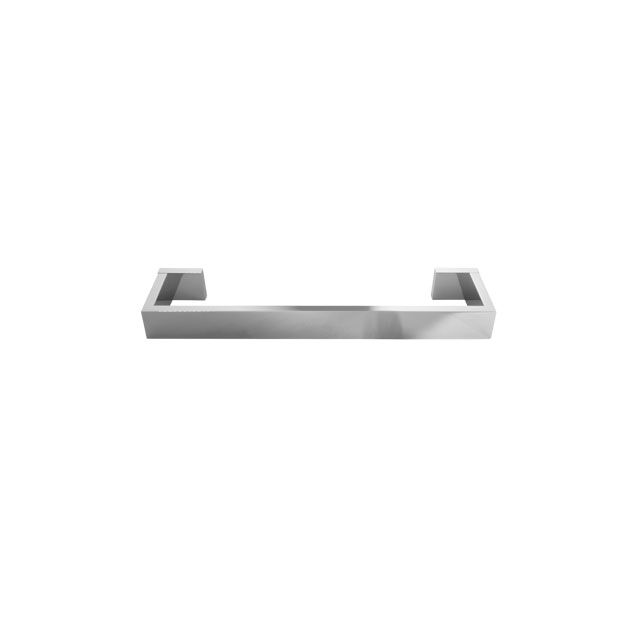 Laloo Steele Single 12 Inch Towel Bar Chrome Kitchen Design Centre Towel Bar Kitchen Design