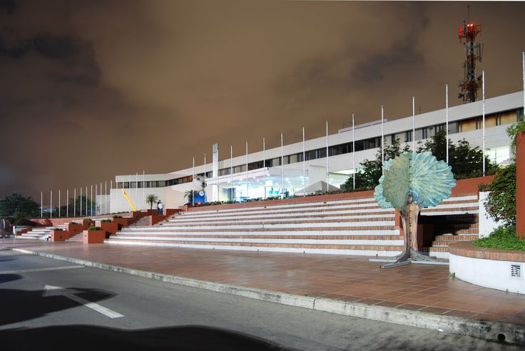 Unicentro. Año de construcción: 2005. Bogotá, Cundinamarca, Colombia. Cliente: Unicentro