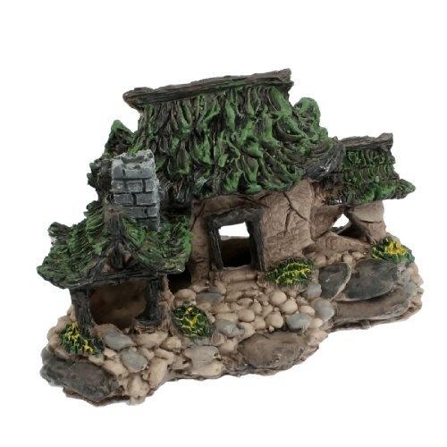 "5.7"" Width Artificial Green Gray Resin Miniature House Model Aquarium Ornament by Sourcingmap, http://www.amazon.co.uk/dp/B00AO3QKQQ/ref=cm_sw_r_pi_dp_919mrb0WMK3T4"