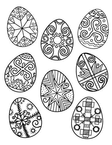 ukrainian easter egg coloring pages - 302 best bildern images on pinterest have a good night