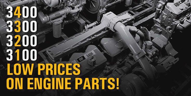 Gough Cat: 4321 Engine Parts