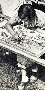 Some History Of Rug Making