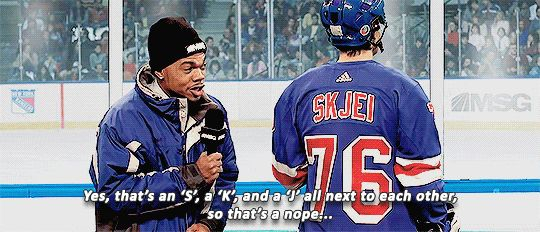 "SNL spoof: Hockey fans agree, how does SKJEI = ""shay"""